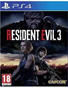 PS4 - Resident Evil 3 Remake