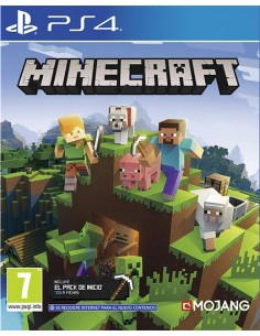 PS4 - Minecraft PlayStation...