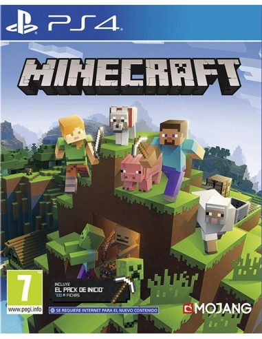3746-PS4 - Minecraft PlayStation Edition-0711719345206