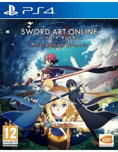 PS4 - Sword Art Online:...