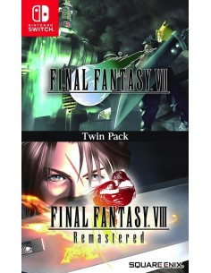 Switch - Final Fantasy VII...