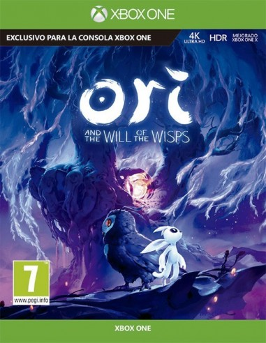 3794-Xbox One - Ori and the Will of the Wisps-0889842528619