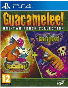 PS4 - Guacamelee! One-Two...