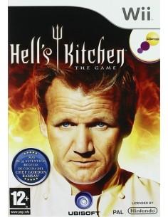 Wii - Hells Kitchen