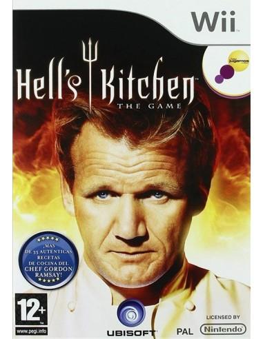 2714-Wii - Hells Kitchen-3307210450395