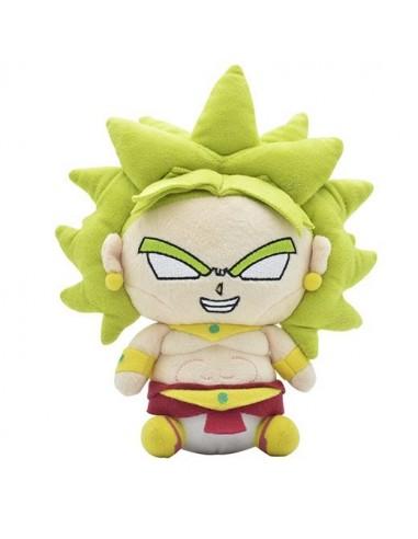 3812-Merchandising - Peluche Dragon Ball Z Broly 15cm -0793591249384