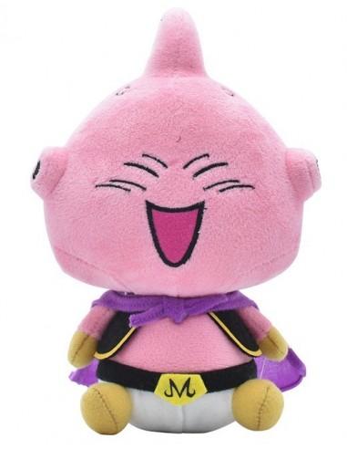 3811-Merchandising - Peluche Dragon Ball Z Majin Buu 15cm-0793591249421