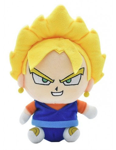 3810-Merchandising - Peluche Dragon Ball Z Vegito 15cm-0793591249438