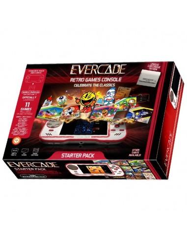 3825-Retro - Evercade Starter Pack-5060690790082