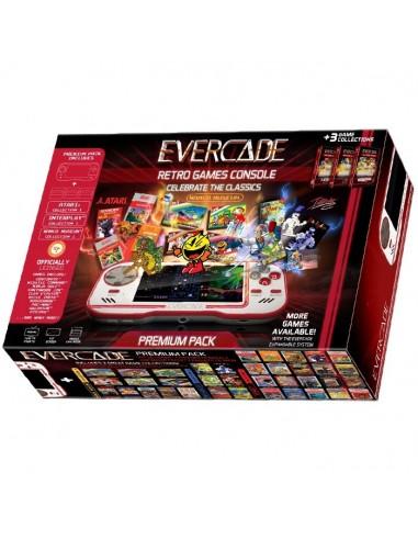 3824-Retro - Evercade Premium Pack-5060690790099