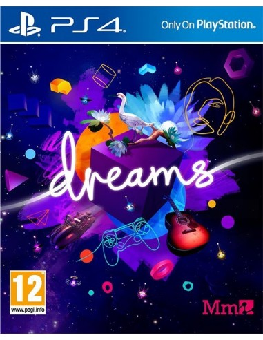 3831-PS4 - Dreams-0711719353102