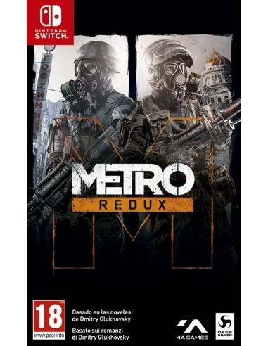 3845-Switch - Metro: Redux-4020628740733