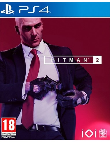 1357-PS4 - Hitman 2-5051893237412