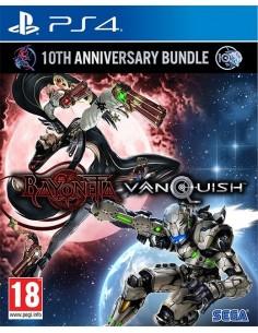 PS4 - Bayonetta & Vanquish...