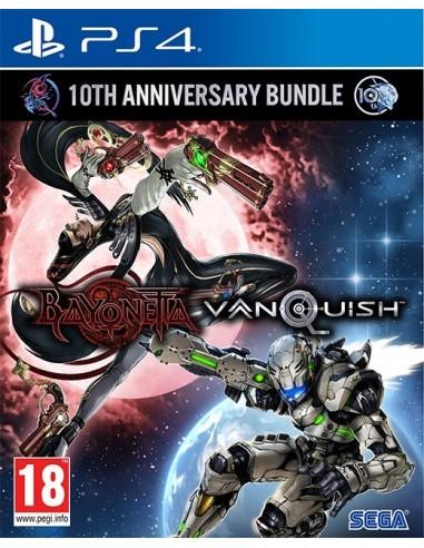 3855-PS4 - Bayonetta & Vanquish 10th Anniversary-5055277036493