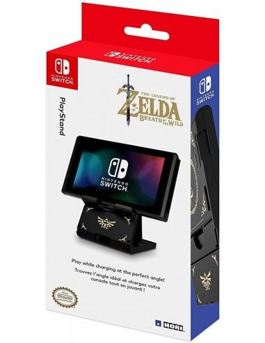 3904-Switch - Playstand Zelda Switch-0873124006896