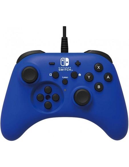 -3872-Switch - Horipad Azul Wired Controller-0873124007497