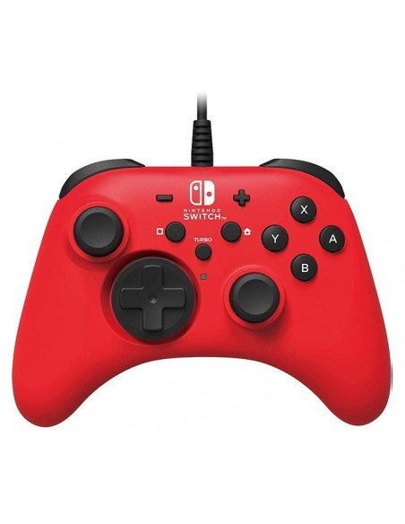 -3881-Switch - Horipad Rojo Wired Controller-0873124007503