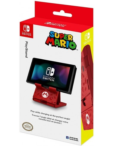 3897-Switch - Playstand Super Mario Switch-0873124006889
