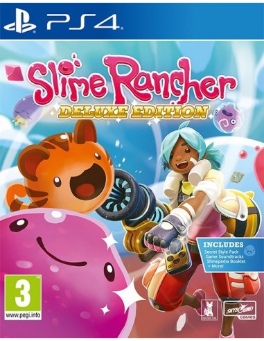 3910-PS4 - Slime Rancher Deluxe Edition-0811949032270
