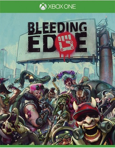 3838-Xbox One - Bleeding Edge-0889842631494