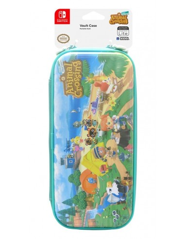 3896-Switch - Vault Case Animal Crossing-0873124008760