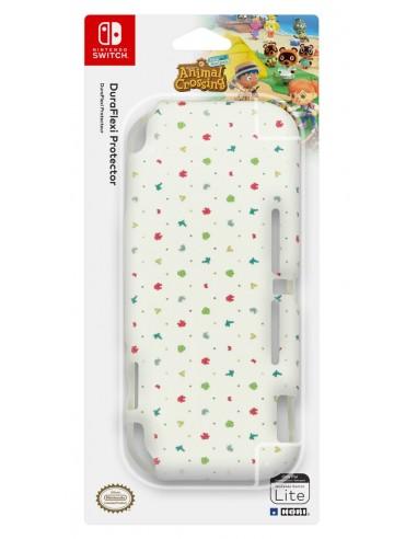 3880-Switch - Carcasa Duraflexi Animal Crossing Switch Lite-0873124008777