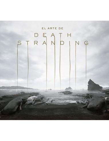 3930-Guia - Libro El Arte de Death Stranding-9788467939743