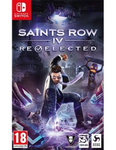 Switch - Saints Row IV...