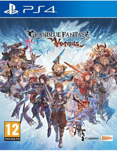 3935-PS4 - Granblue Fantasy Versus-5060540770523