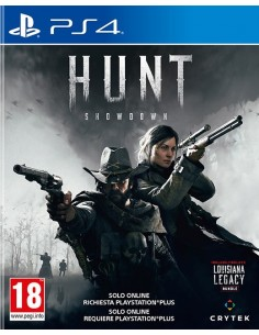 PS4 - Hunt: Showdown