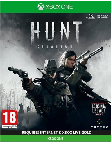 3051-Xbox One - Hunt: Showdown-4020628737597