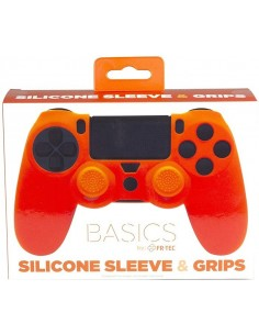 PS4 - Silicone + Grips...