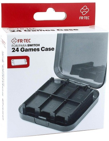3985-Switch - 24 Games Case FR-TEC-8436563090851