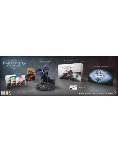 3987-Xbox One - Darksiders Genesis Nephilim Edition-9120080075017