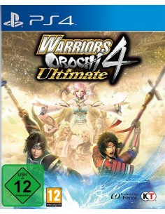 PS4 - Warriors Orochi 4...