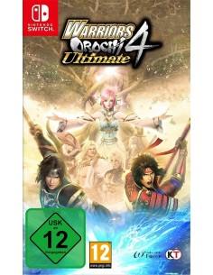 Switch - Warriors Orochi 4...