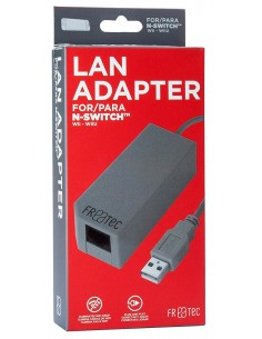 Switch - Adaptador LAN FR-TEC