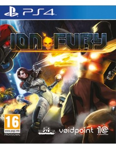 PS4 - Ion Fury