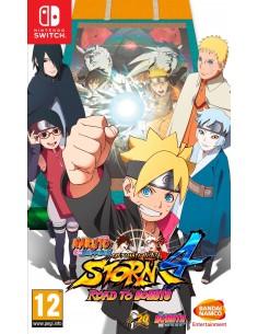 Switch - Naruto Shippuden:...