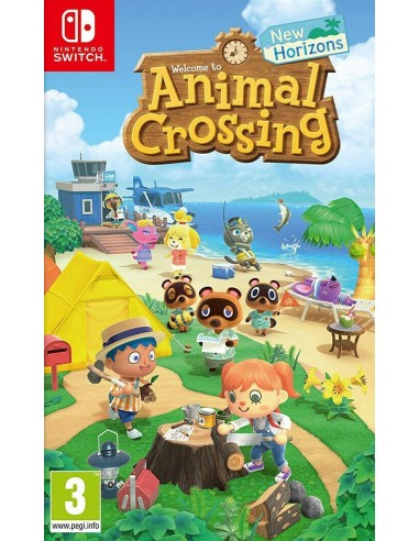 671-Switch - Animal Crossing: New Horizons-0045496425395