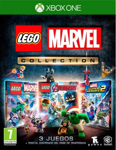 4091-Xbox One - Lego Marvel Coleccion-5051893240788