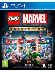 PS4 - Lego Marvel Coleccion