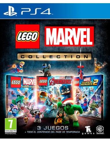 4092-PS4 - Lego Marvel Coleccion-5051893240771