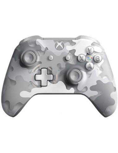 4099-Xbox One - Mando Wireless Artic Camo Edicion Especial-0889842531299