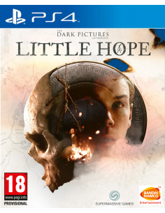 PS4 - The Dark Pictures...