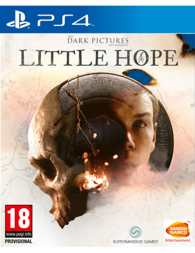 4100-PS4 - The Dark Pictures Anthology - Little Hope-3391892007855