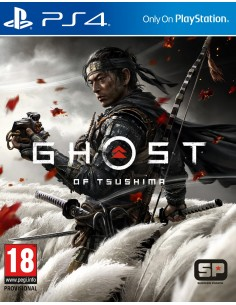 PS4 - Ghost of Tsushima