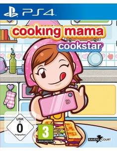 PS4 - Cooking Mama: CookStar