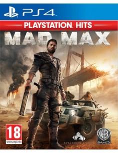 PS4 - Mad Max - PS Hits -